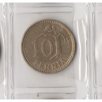 10 пенни 1978. Возможен обмен