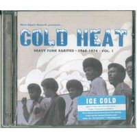 CD Various Cold Heat - Heavy Funk Rarities 1968-1974 Vol.1 (2004) Funk