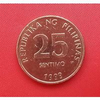 63-29 Филиппины, 25 сентимо 1999 г.