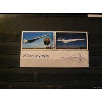 КНДР 1987 Туполев. Авиация. Самолет Советика