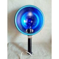 Рефлектор Минина СССР синяя лампа
