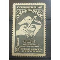 Венесуэла авиапочта 1949