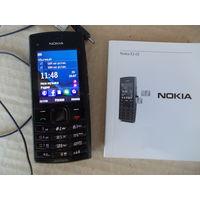 Телефон Nokia x2-02 (2sim)
