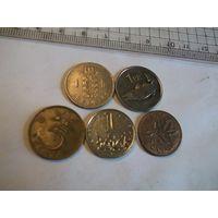Пять монет/53. С рубля!