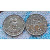 Маврикий 1 рупия 2012 года. Подписывайтесь! Много новых лотов в продаже!!!