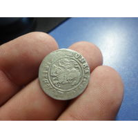 Полугрош 1517 г. Сигизмунд 1 Старый ВКЛ