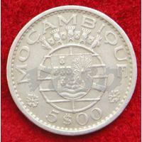 5143:  5 эскудо 1971 Мозамбик
