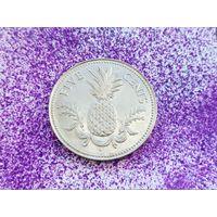 Багамские острова (Багамы). 5 центов 1984.