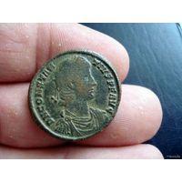 Констанций II (317-361 н.э.). Фоллис