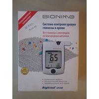Система контроля уровня глюкозы в крови Bionime
