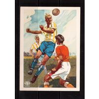Германия-Рейх-1933 (Мих.)  , Спорт, футбол,Карточка(2)
