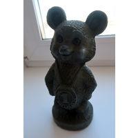 Мишка олимпийский чемпион 18 см х 8 см