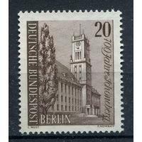 Берлин - 1964г. - 700 лет Шёнебергу - полная серия, MNH с отпечатками [Mi 233] - 1 марка
