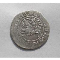 Полугрош 1518 Литовский Сигизмунд l Старый
