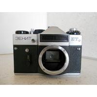 Фотоаппарат Зенит-ЕТ без объектива, 1984 г., рабочий
