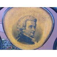 Стул винтовой для фортепьяно-Вольфганг Амадей Моцарт - Wolfgang Amadeus Mozart, 18 век
