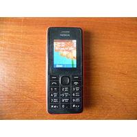 Мобильный телефон б.у. Nokia 107 (2 сим)