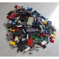 Лего. Brick и др... Вес: 1 кг. (плюс-минус). Элементов: более 350 шт...