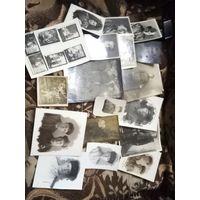 Фотографии 1941-1945 года.