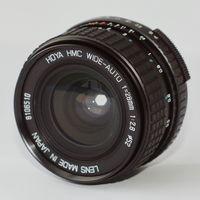 Hoya HMC WIDE-AUTO 2.8/28mm M42