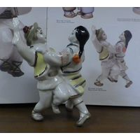 Танцующие дети Гуцульский танец Коломийка 13,5 см 1 сорт автор Рапай