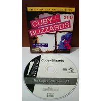 CUBY + BLIZZARD - SINGLES COLLECTION 2 CD