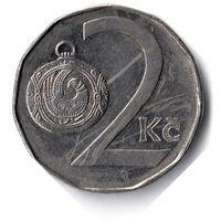 Чехия. 10 геллеров. 1999 г.