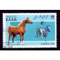 1 марка 1994 год Сахара