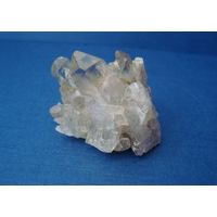 Дымчатый кварц, небольшая друза кристаллов