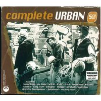 5CD Various - Complete Urban (2005)
