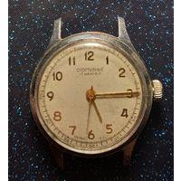 Часы СПОРТИВНЫЕ ссср на ходу распродажа коллекции