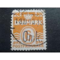 Дания 1940 цифра