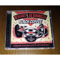 "Beth Hart & Joe Bonamassa - ""Black Coffee"" 2018 (Audio CD)"