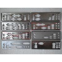 Заглушка для корпуса I/O панель back plate