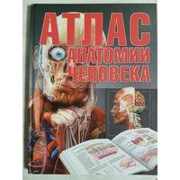 Книга ,,Атлас анатомии человека'' справочное издание.