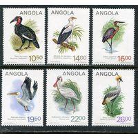 Ангола. Птицы. Вып.1984