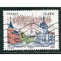 Франция. 900 лет гор. Агно