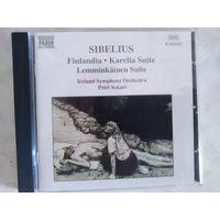Sibelius - Finlandia. Karelia Suite. Lemminkainen Suite.