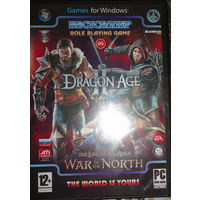 Games for Windows Dragon Age II +клеймо убийцы+наследие The Lord Of The Rings: Война на севере