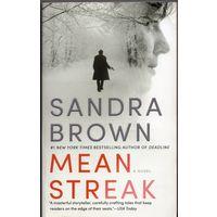 Sandra Brown. Mean Streak