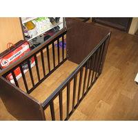 Каркас для детской кроватки