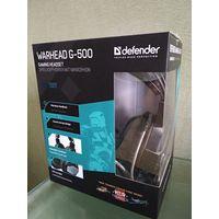 Defender Warhead G-500