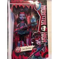 Кукла Монстер Хай Monster High Jane Boolittle Джейн Булитл базовая