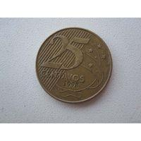 25 Центавос 1998 (Бразилия)
