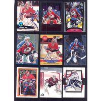 НХЛ  NXL Хоккей Патрик Руа 21 карточка