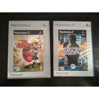 Лицензионные игры для SONY Playstation 2