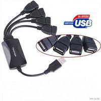 USB Hub ( хаб ) для ноутбука или обычного ПК