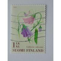 Финляндия 2008г. Флора.