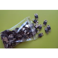 Транзистор BU407   NPN, Uceo=150V, Ucbo=330V, Ic=7A, P=60W, F>10MHz