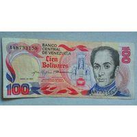 Венесуэла 100 боливар